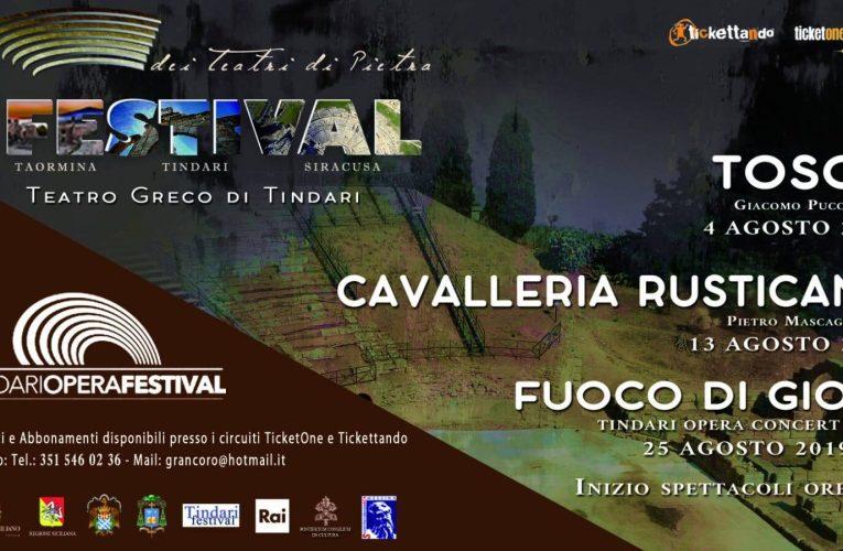 Tindari Festival 63esima edizione
