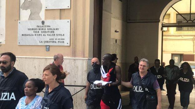 Palermo, nuovo colpo alla mafia nigeriana |VIDEO
