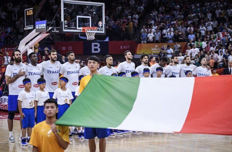 Atto di Forza! Italia batte Filippine 108-62