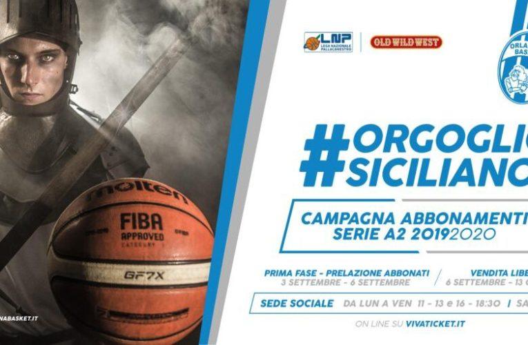 Orlandina Basket: lanciata la Campagna abbonamenti ed altre novità.