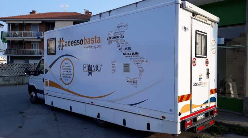 Medici di famiglia, il camper FIMMG fa tappa in Sicilia per ascoltare i bisogni dei pazienti