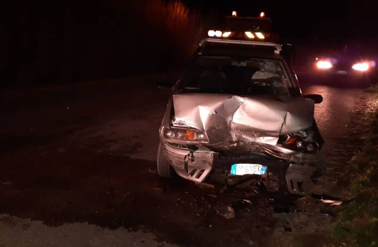 Vittoria, incidente mortale in contrada Alcerito. Perde la vita uno dei due automobilisti.