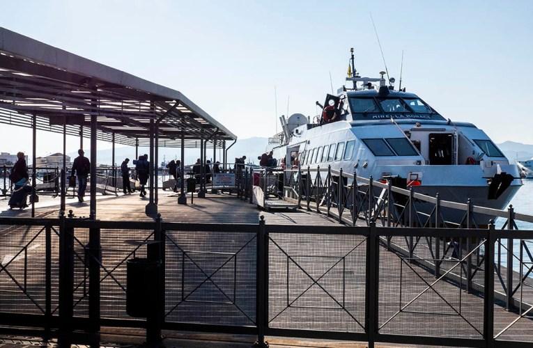Milazzo (Me), non partono navi per le isole Eolie