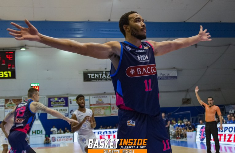 Orlandina Basket: chi sostituirà Brice Johnson?