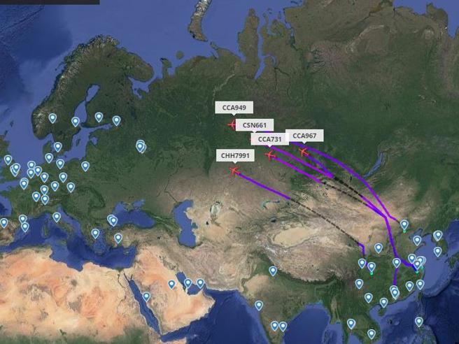 Coronavirus, l'Italia ferma i voli con la Cina