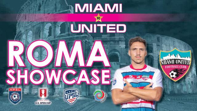 Il Miami United sbarca in Italia