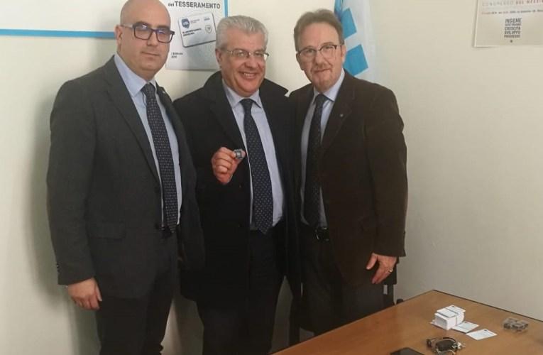 """""""Festa del tesseramento Ugl 2020"""", soddisfatto Tonino Sciotto"""