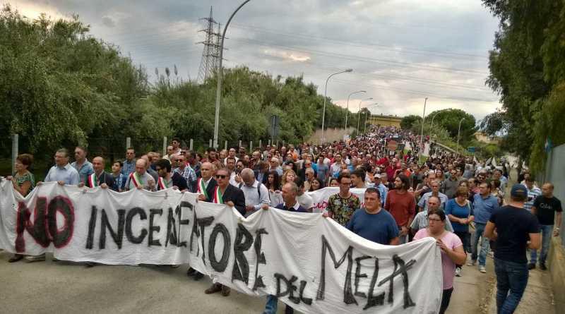 Valle del Mela, le associazioni rivendicano con forza il diritto dei cittadini di respirare aria salubre