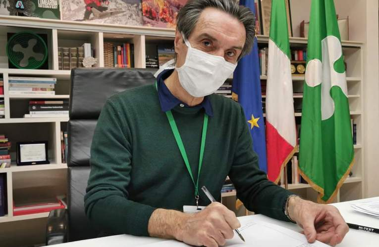 Lombardia, coronavirus, firmata ordinanza, maggiori restrizioni
