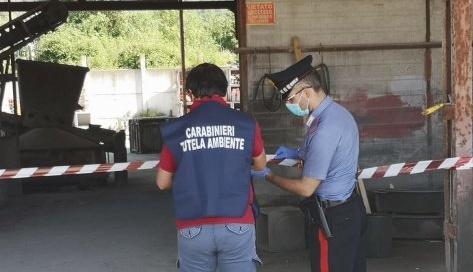 Brolo (Me) – Controlli dei Carabinieri su due aziende.
