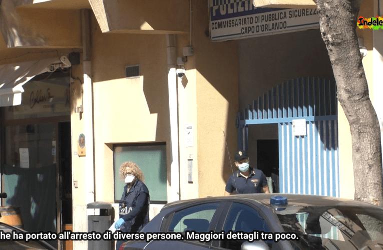 """Capo d'Orlando (Me) – Arresti all'alba – Operazione """"Majari"""""""