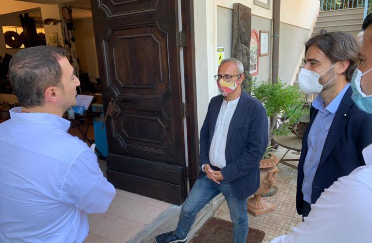 """Catalfamo (Lega): """"Sinergia con Assessorato Regionale per rilanciare i nostri Beni Culturali""""."""