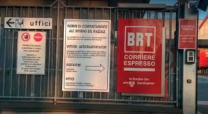 Coronavirus, focolaio a Bologna nella ditta di logistica Bartolini: oltre 40 positivi