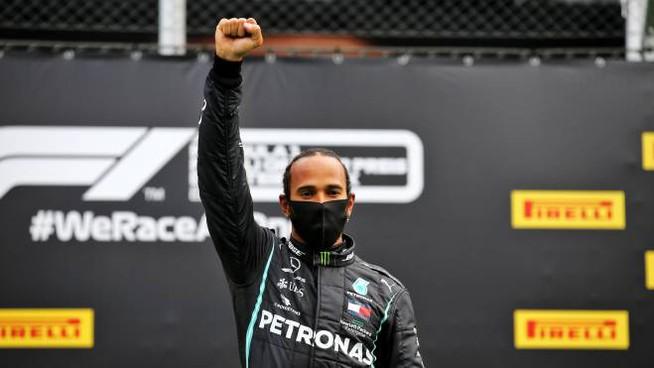 Gp d'Ungheria: secondo trionfo consecutivo di Lewis Hamilton