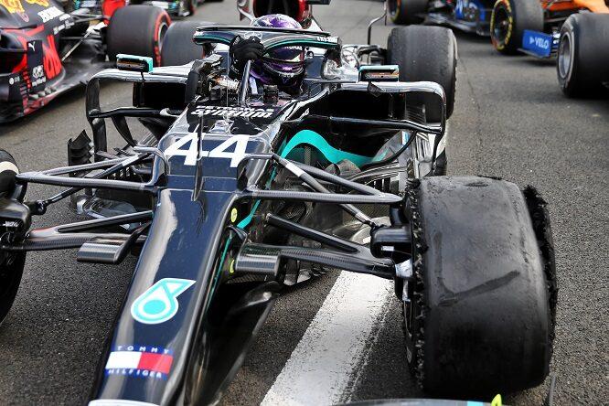 GP Gran Bretagna: terzo successo consecutivo di Lewis Hamilton