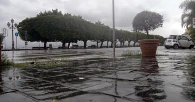 Allerta arancione per rischio temporali a Milazzo comunicata dalla Protezione Civile