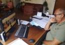 Il Sindaco di Capo d'Orlando Franco Ingrillì ha partecipato stamattina, insieme ai rappresentanti sindacali, ad una riunione in videoconferenza convocata dalla Prefettura di Messina