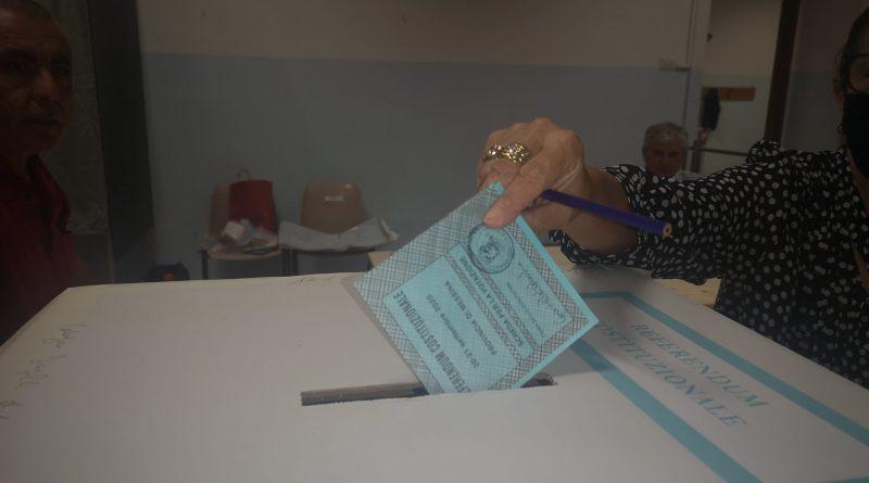 Referendum 2020, il voto in Sicilia. Il SI al taglio dei Parlamentari triplica il NO