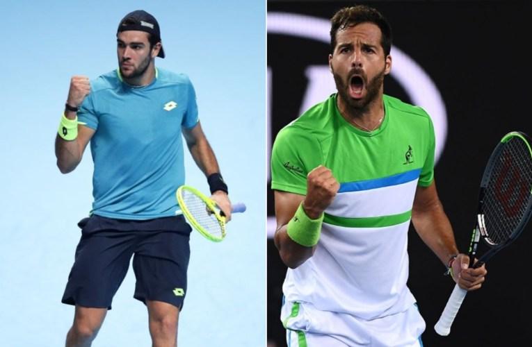 U.S. Open: Caruso e Berrettini accedono al terzo turno dello Slam.