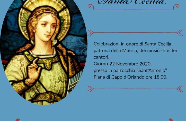 Capo d'Orlando (Me) – La Banda A. Toscanini in onore di S. Cecilia