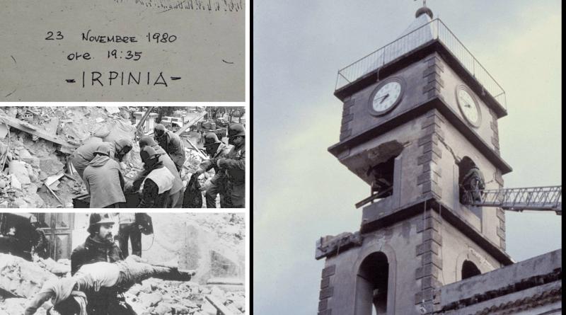 Terremoto dell'Irpinia, 40 anni fa la tragedia che causò oltre 2.500 morti