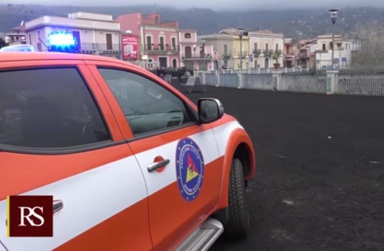 Eruzione Etna, Nello Musumeci dichiara lo stato di emergenza |VIDEO