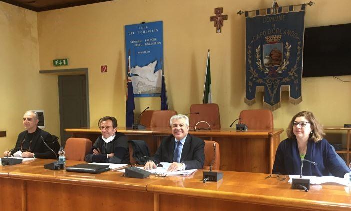 La sentenza 80/2021 Corte Costituzionale richiamata nell'ultima nota dei consiglieri Mangano, Liotta, Gazia e Scafidi.