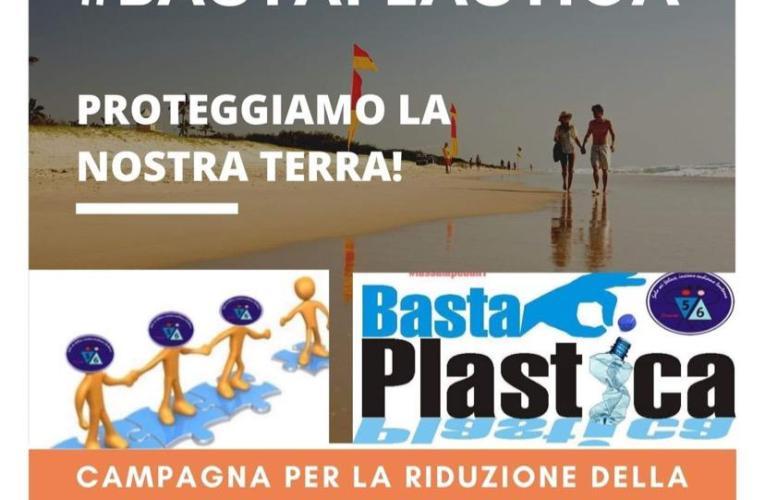 Torna l'appuntamento annuale #bastaplastica