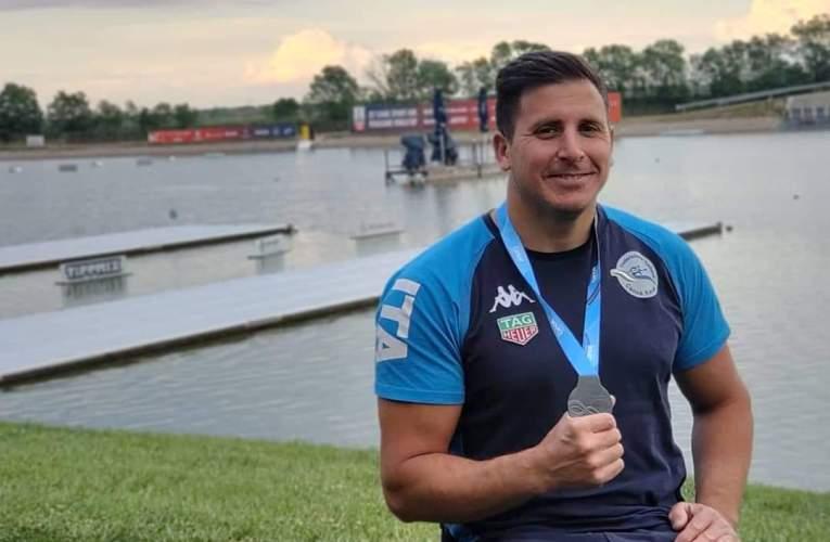 SZEGED2021 – COPPA DEL MONDO. Qualificazione e medaglia di argento per Esteban Farias  VIDEO