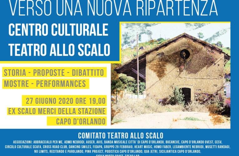 """Il 27 giugno incontro del comitato """"Teatro allo Scalo"""""""