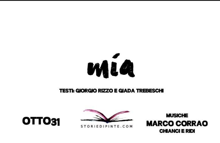 Telefono Rosa, arte contro il femminicidio. Per la campagna di sensibilizzazione 2021, scelto  Il racconto noir MIA. Marco Corrao firma le musiche.