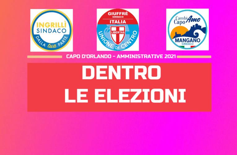 """Capo d'Orlando, amministrative '21. Appuntamento con """"Dentro le elezioni """""""