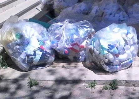 Capo d'Orlando (Me) – La raccolta differenziata dovrà essere fatta in sacchi trasparenti non neri