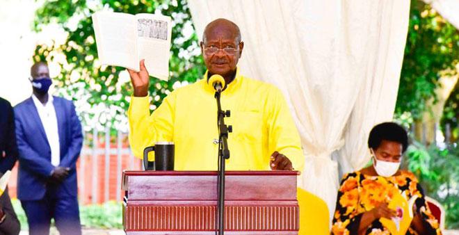 MUSEVENI: Uganda is ready for takeoff