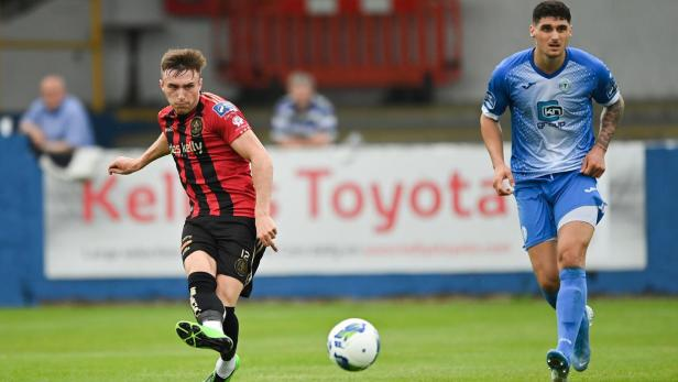Grant goal sees Bohs edge past Finn Harps to keep up pressure on Rovers at  top - Independent.ie