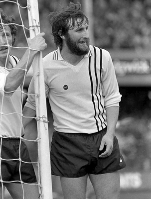 Dermot Keely in his Dundalk playing days. Photo Ray McManus / SPORTSFILE
