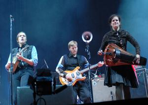 Celtic connections: Arcade Fire performing at the Phoenix Park in 2007