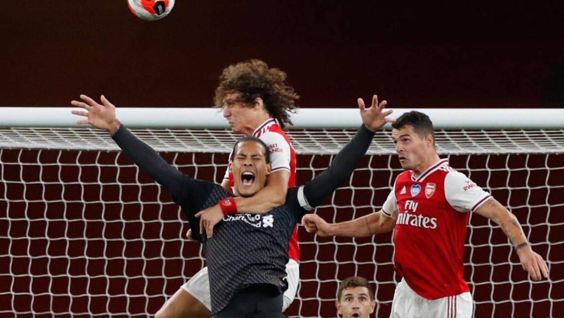 I take the blame' - Virgil van Dijk puts his hands up as Liverpool bid to break 100 points falls short - Independent.ie