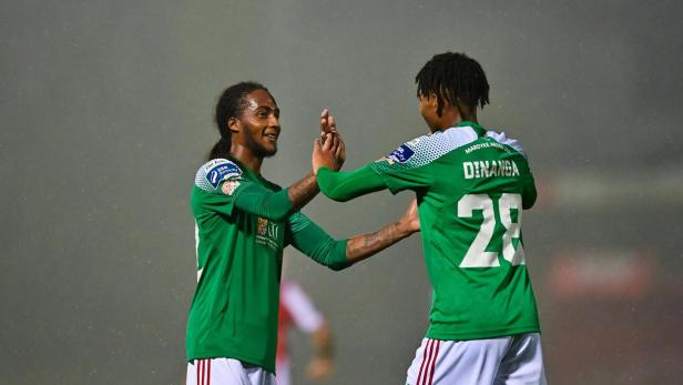 Cork City move off bottom of table with comprehensive win over Sligo -  Independent.ie