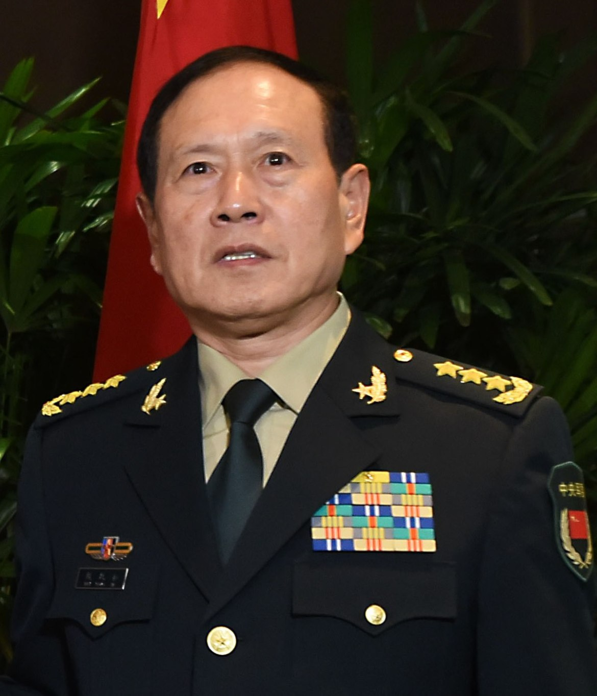 Chinese Defence Minister holds bilateral discussions with PM