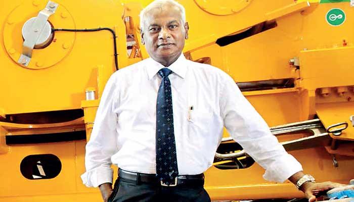 Upali Dharmadasa: Rajamahendran will be sorely missed