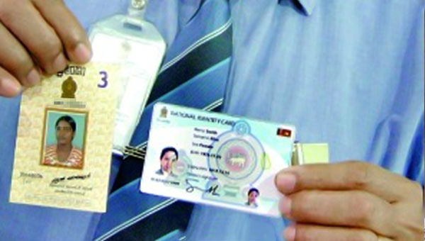 Smart Identity Card from today