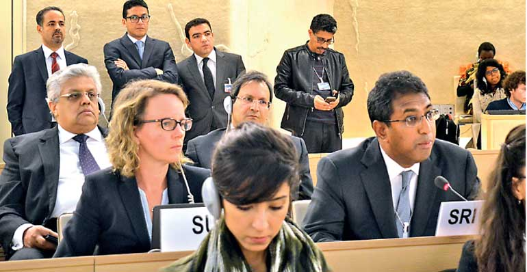 Global response to Sri Lanka's progress in Human Rights achievements extremely positive and constructive – Harsha