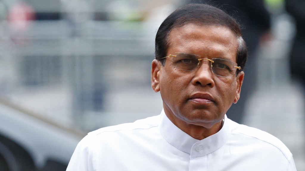 Sri Lankan President to leave for South Korea today on an official visit