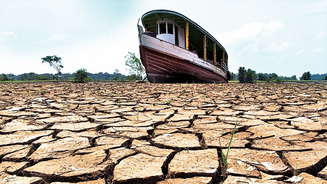 Over 700,000 affected by drought in Sri Lanka