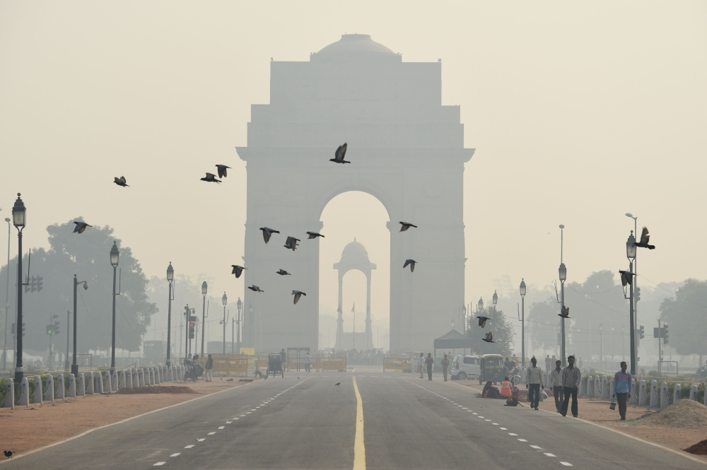 Residents grapple with respiratory problems as North India battles toxic smog