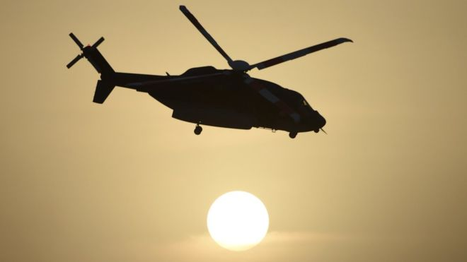 Saudi prince killed in helicopter crash near Yemen border