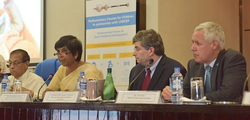 Sri Lanka parliamentary forum calls for greater Investment in Early Childhood Development