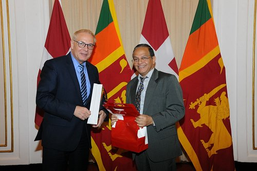 Sri Lanka and Switzerland reaffirm commitment to further consolidate and advance bilateral political and economic cooperation