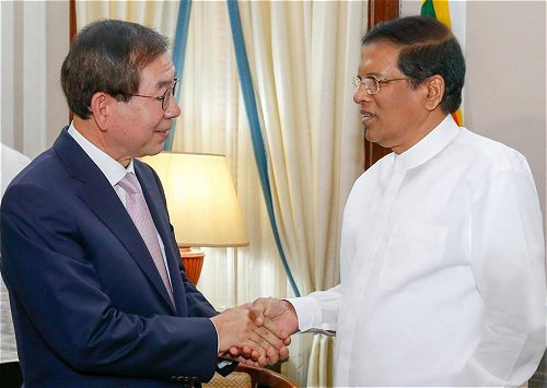 South Korean capital Seoul to link with a sister city in Sri Lanka